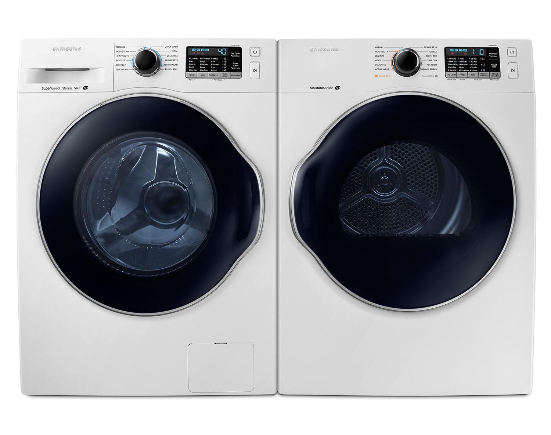 Samsung Laundry - WW22K6800AW/DV22K6800EW