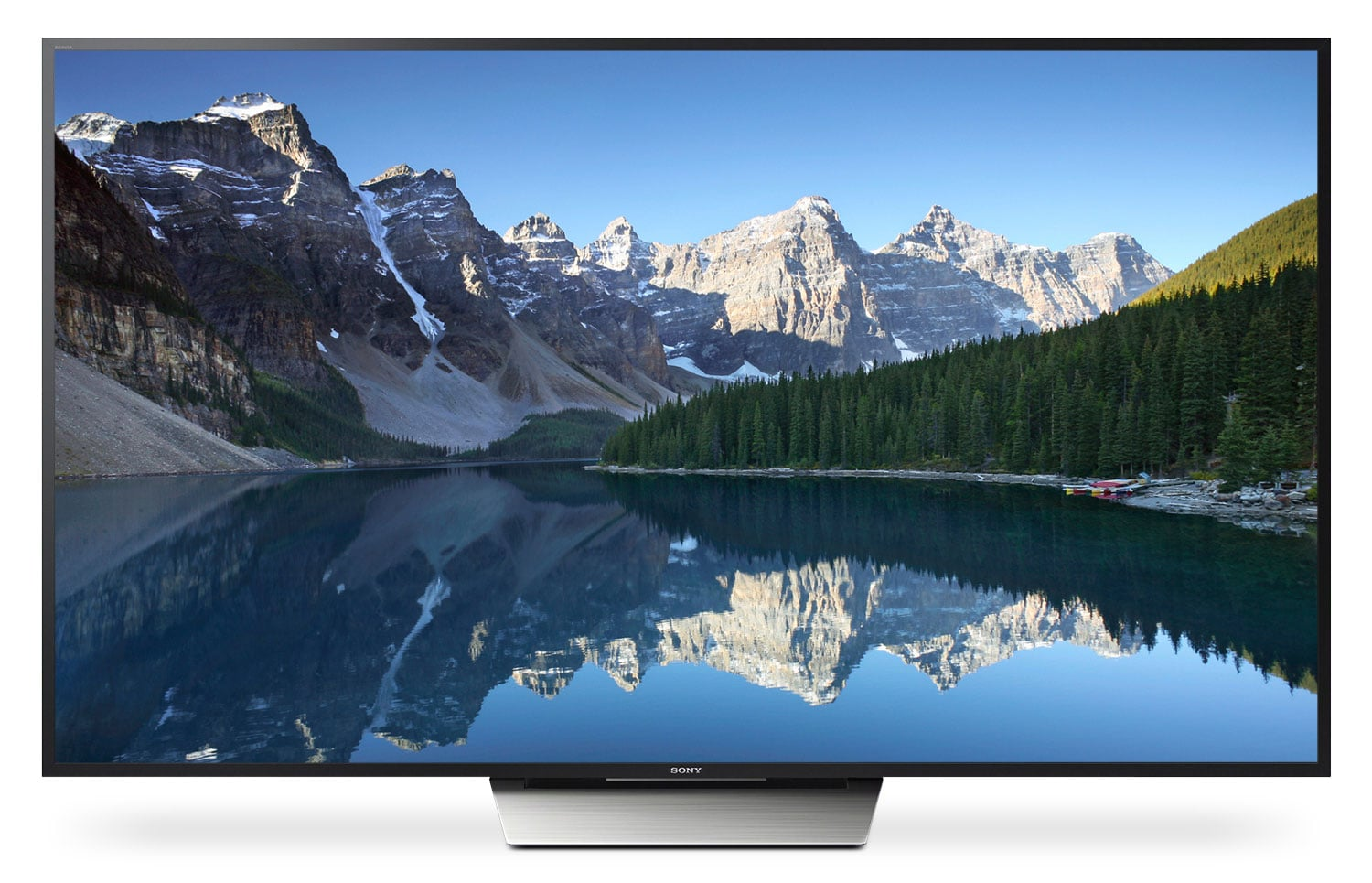 "Televisions - Sony 75"" X850D 4K HDR Television with Android TV"