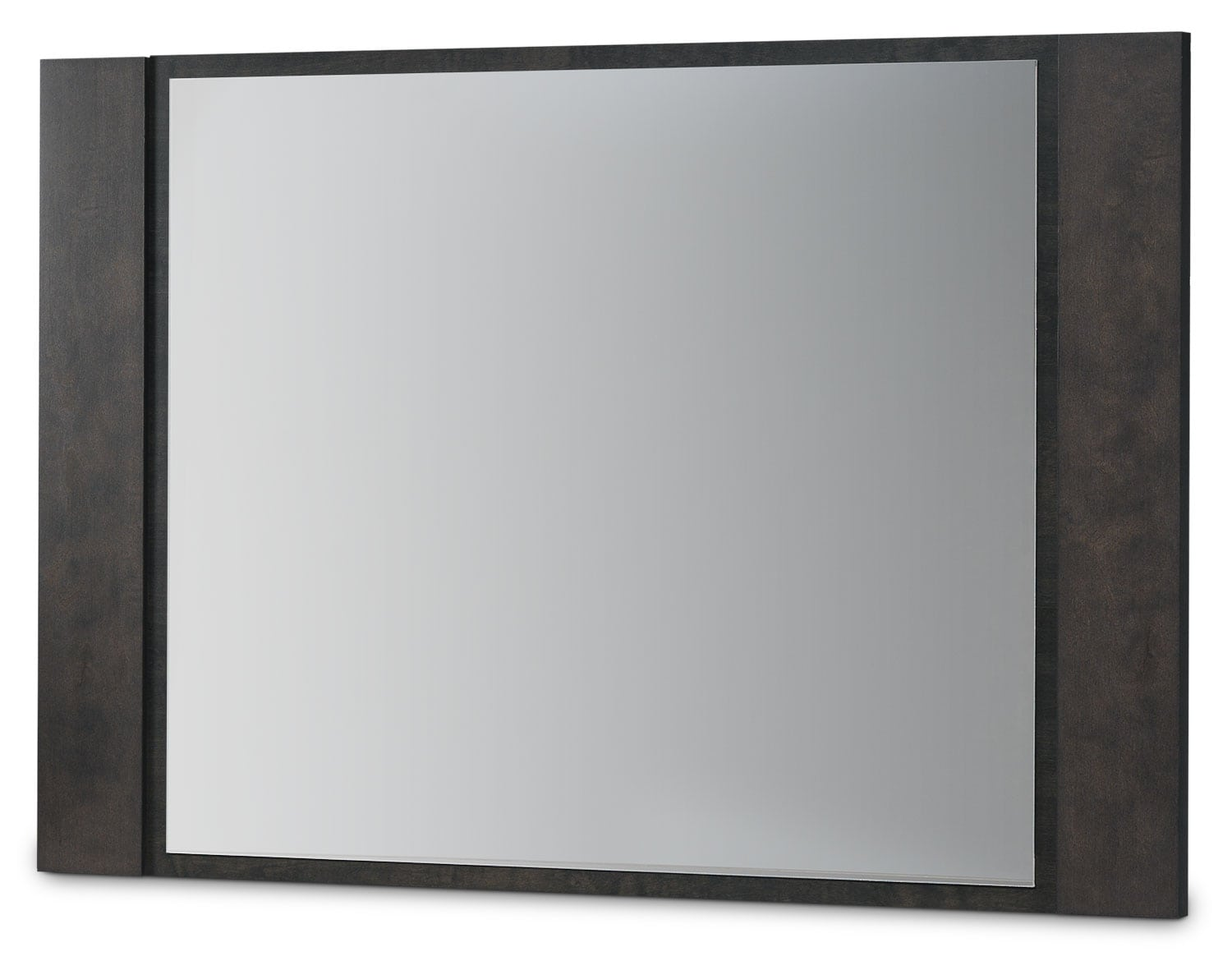 Seville Mirror - Charcoal