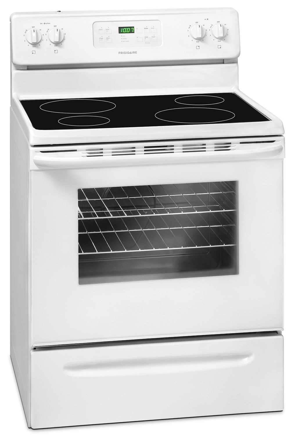 marvelous Best Place To Get Kitchen Appliances #10: Frigidaire 5.3 Cu. Ft. Freestanding Electric Range u2013 CFEF3014TW