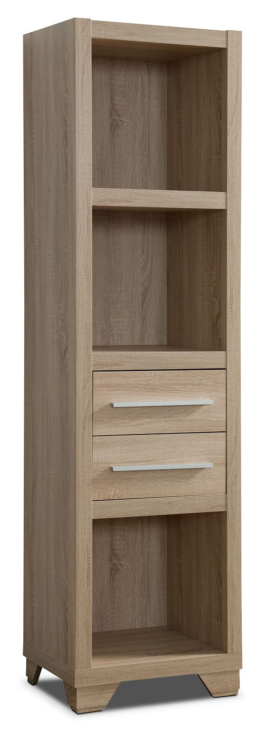 Glendale Bookcase – White