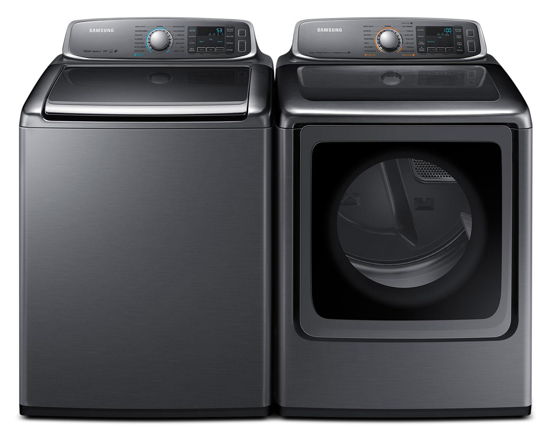 Samsung Laundry - WA56H9000AP/DV56H9000EP