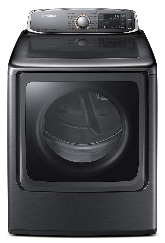 Samsung Platinum Electric Dryer (9.5 Cu. Ft.) - V56H9000EP