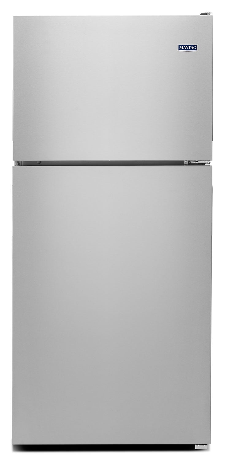 Refrigerators and Freezers - Maytag 18 Cu. Ft. Top Freezer-Refrigerator – MRT311FFFM