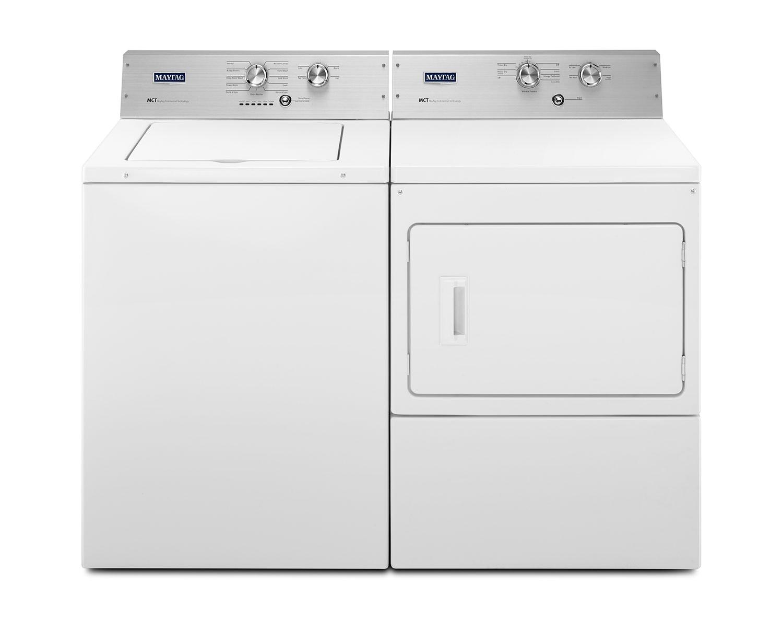 Maytag Laundry - MVWP475EW / YMEDP475EW / MGDP475