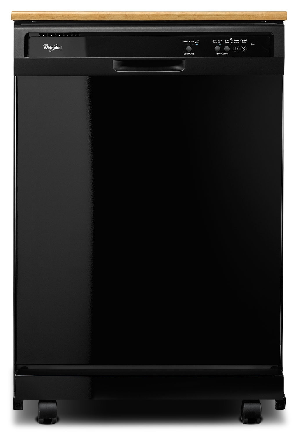 Whirlpool Portable Dishwasher – WDP340PAFB