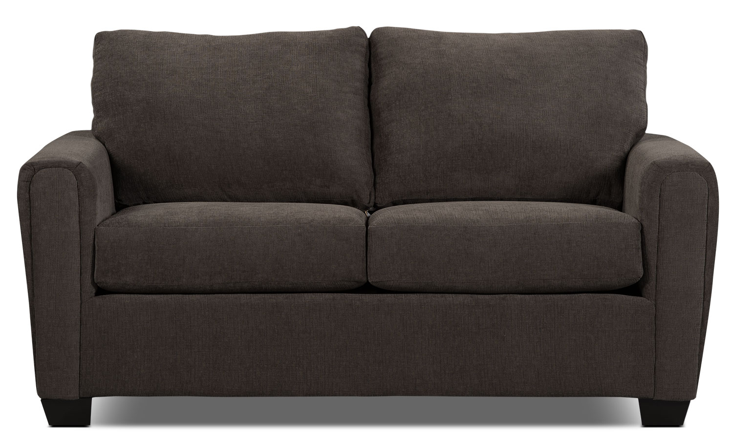 Spa Collection Chenille Full Size Sofa Bed With Memory