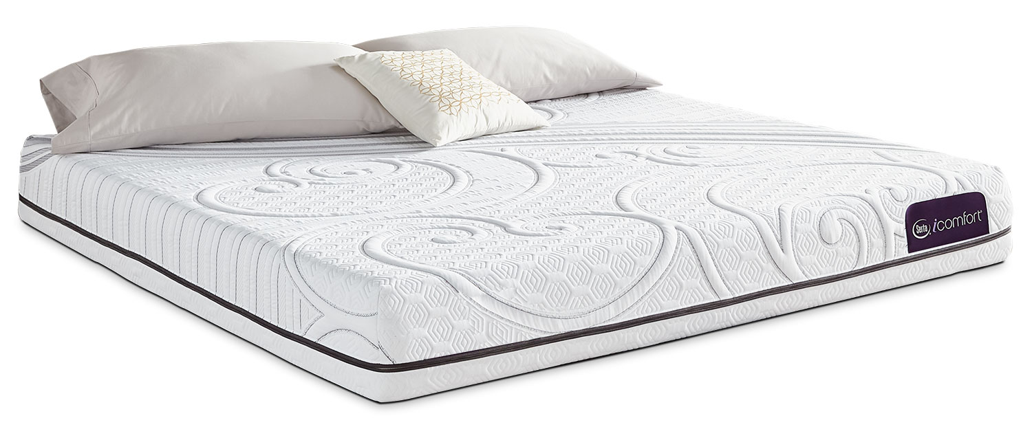 Mattresses and Bedding - Serta iComfort Aura 2 Firm King Mattress