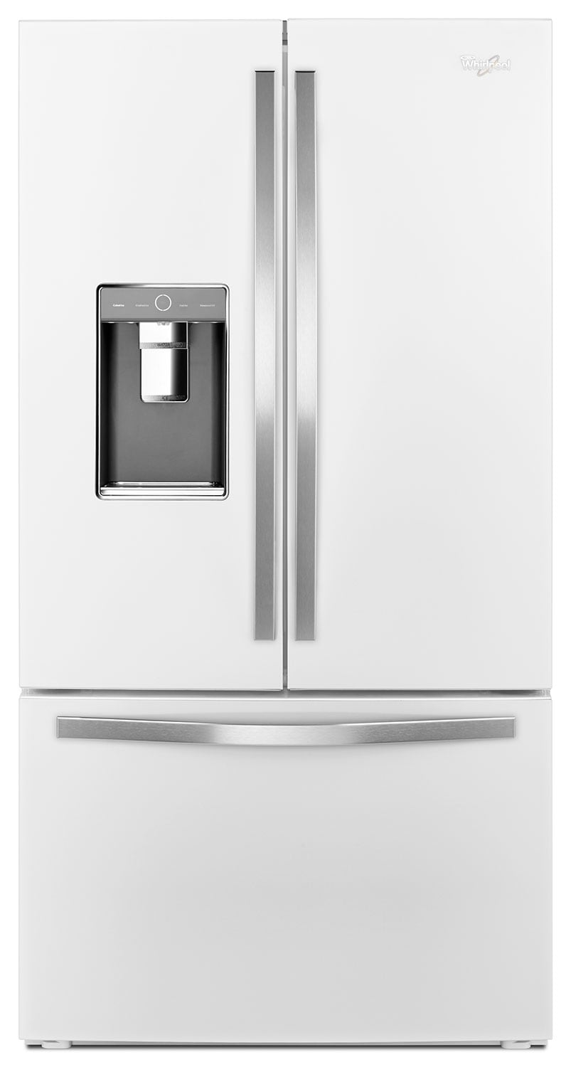 Refrigerators and Freezers - Whirlpool 32 Cu. Ft. French-Door Refrigerator – WRF992FIFH