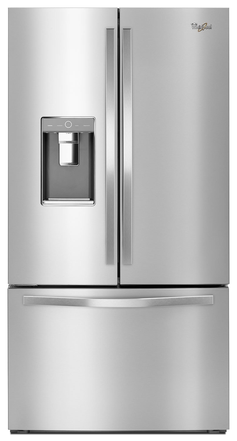Refrigerators and Freezers - Whirlpool 32 Cu. Ft. French-Door Refrigerator – WRF995FIFZ