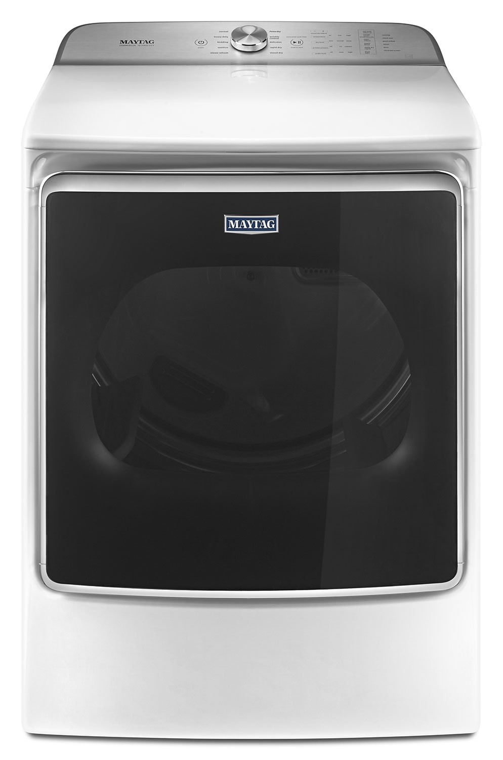 Maytag 9.2 Cu. Ft. Electric Dryer – YMEDB955FW