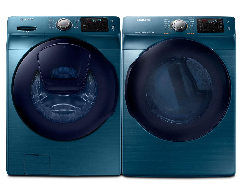 Samsung Laundry - WF45K6200AZ/DV45K6200EZ