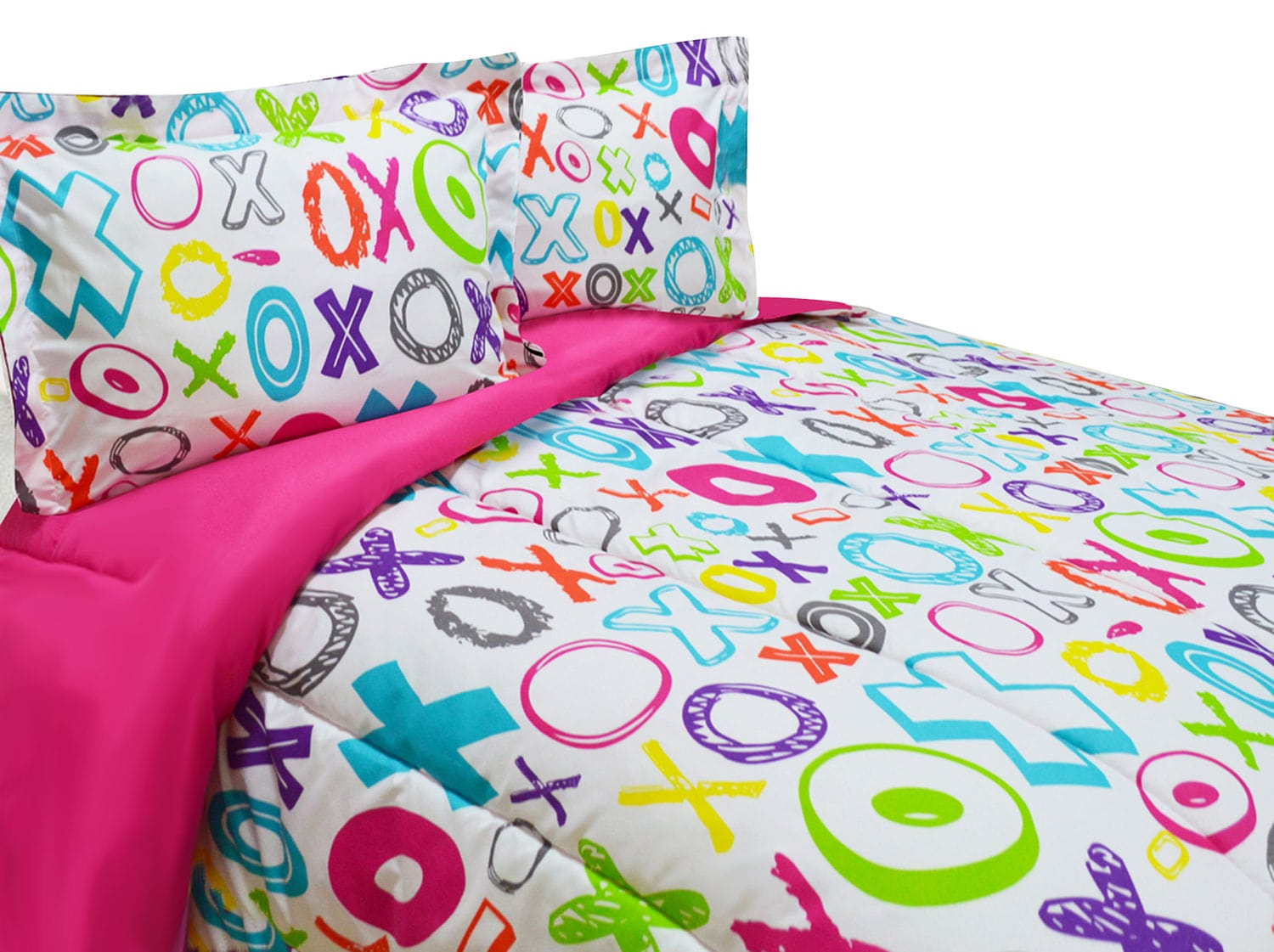 Mattresses and Bedding - XOXO 2-Piece Twin Comforter Set