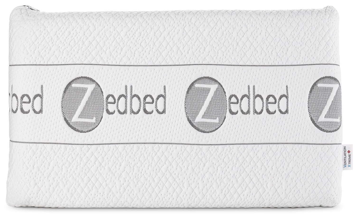 Mattresses and Bedding - Zedbed Cielo Standard-Size Pillow