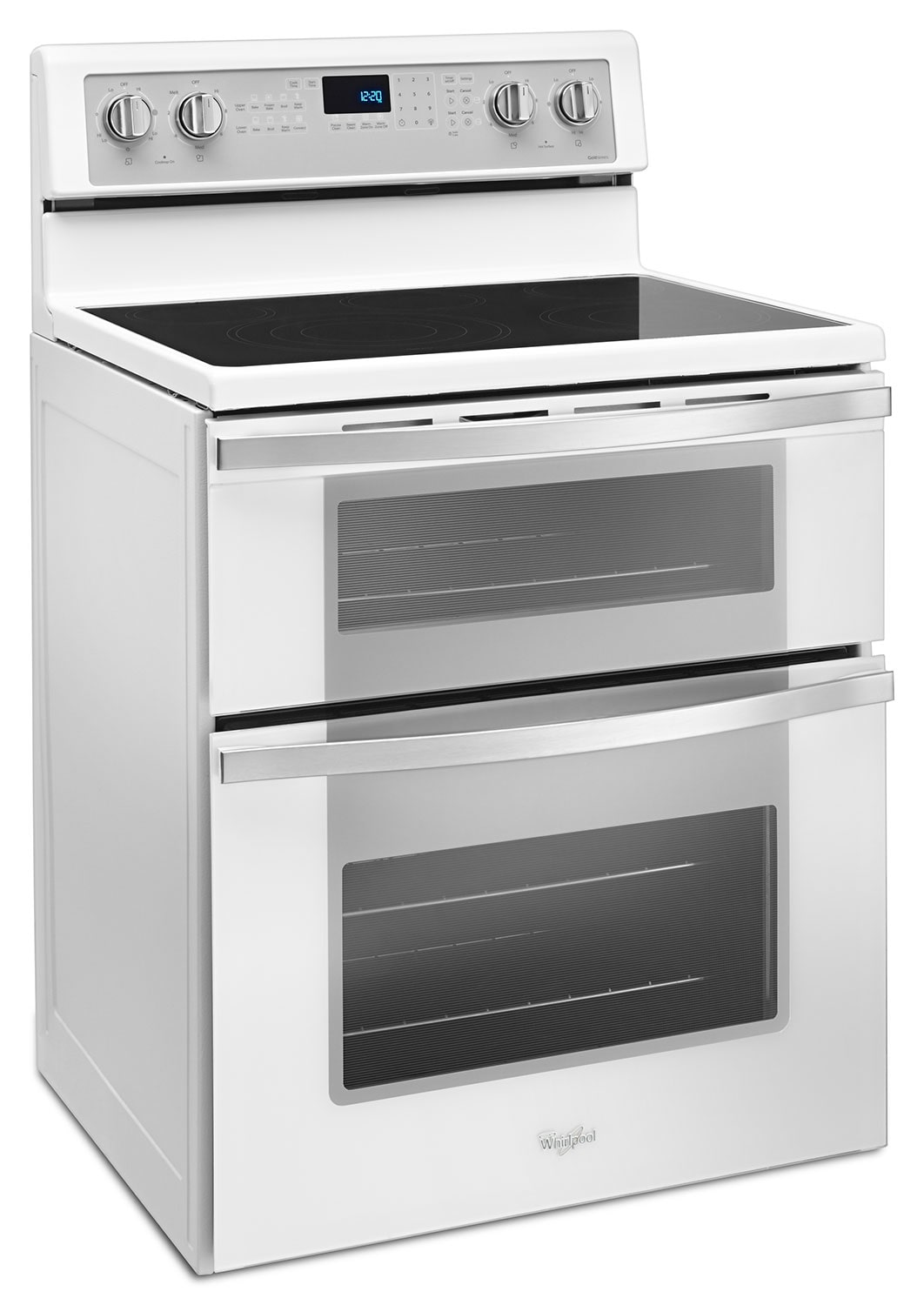 ft double oven electric range u2013 ywge745c0fh the brick
