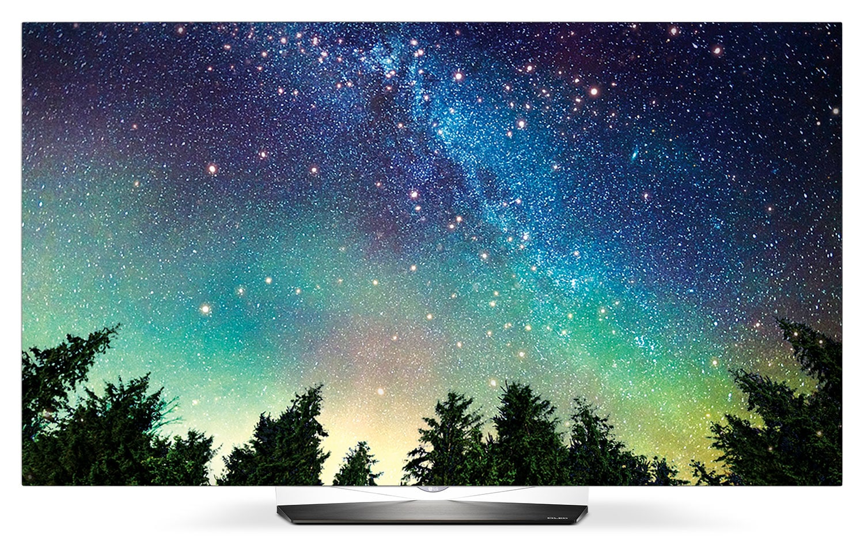 "Televisions - LG 55"" B6 OLED 4K UHD Smart Television"