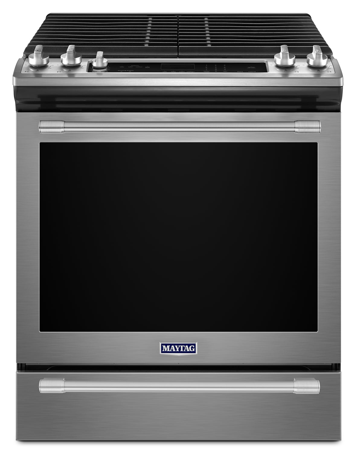 Cooking Products - Maytag 5.8 Cu. Ft. Slide-in Gas Range – MGS8800FZ