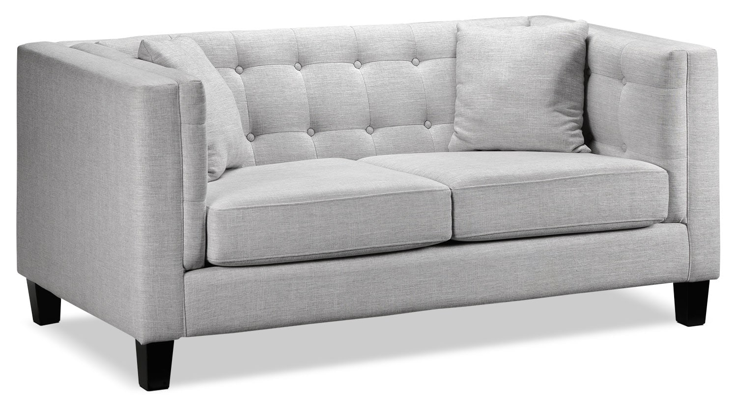 Astin Loveseat - Grey