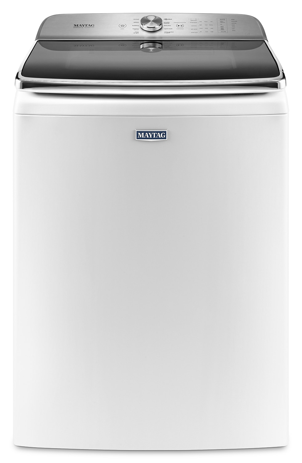 Washers and Dryers - Maytag 7.1 Cu. Ft. Top-Load Washer – MVWB955FW