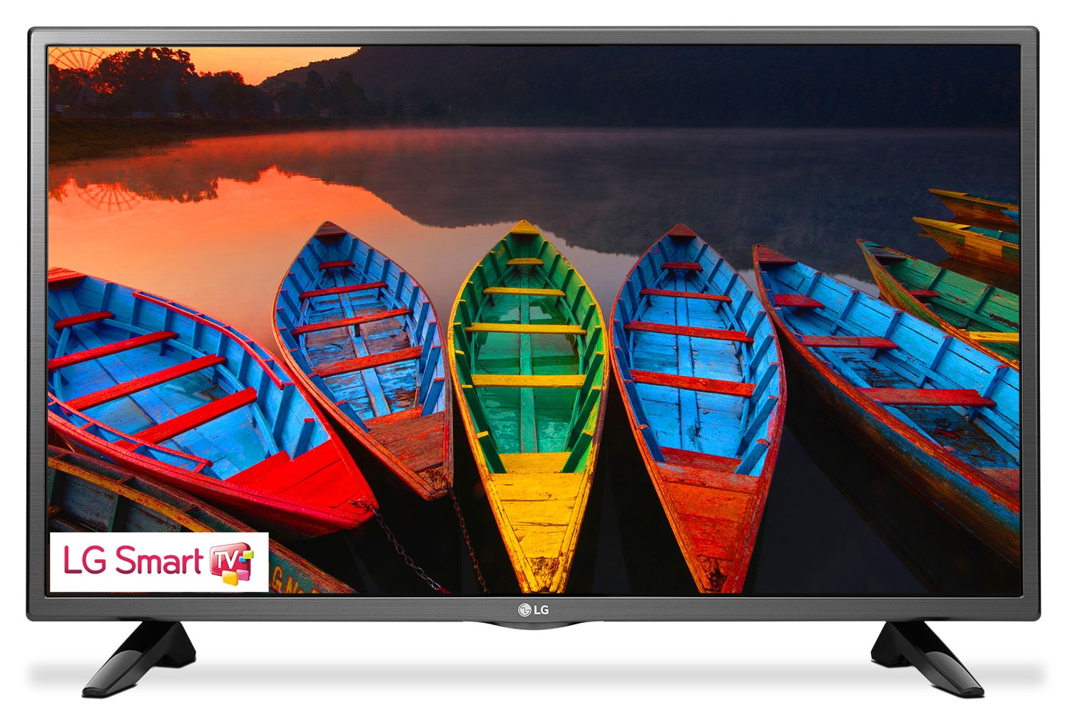 "Televisions - LG 32"" HD Smart LED TV - 32LH570B"
