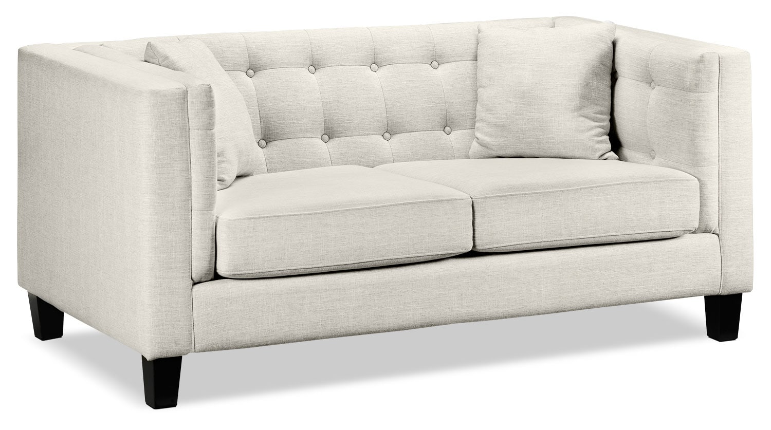 Astin Loveseat - Wheat