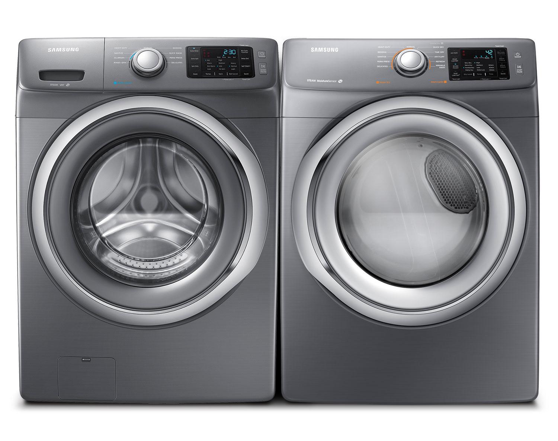 Samsung Laundry - WF42H5200AP/DV42H5200EP