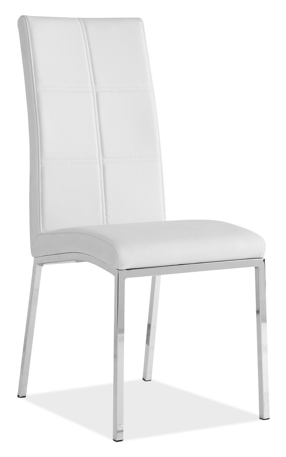 Dining Room Furniture - Milton Side Chair – White