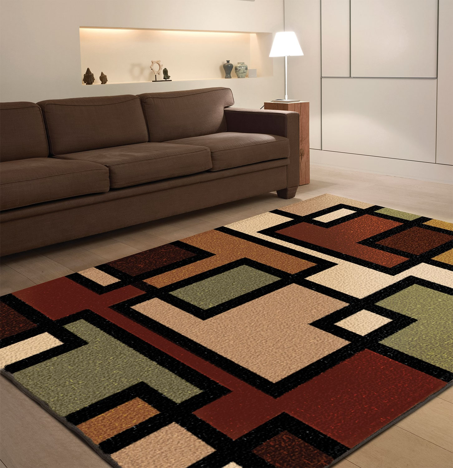 Rugs - Huffing Area Rug – 5' x 8'
