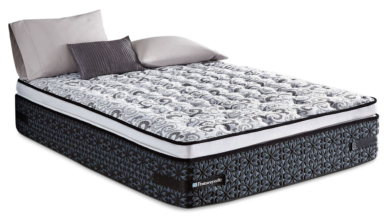 Mattresses and Bedding - Sealy Crown Jewel Luxe Summer Crest Euro Pillow-Top Twin XL Mattress