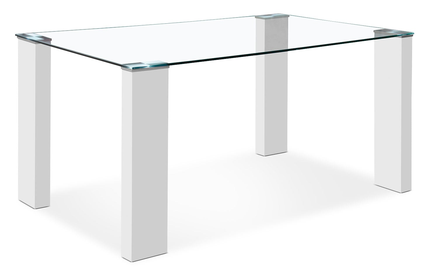 Milton Dining Table – White
