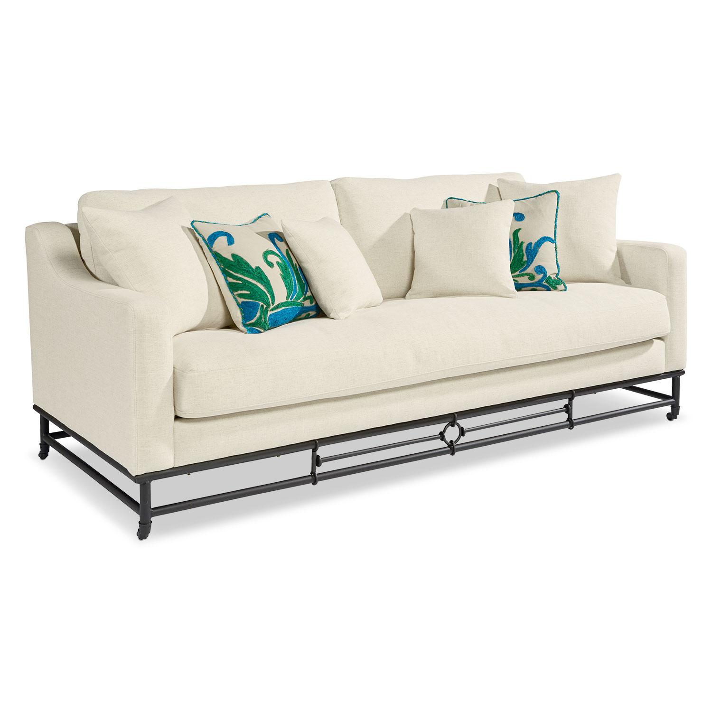 living room furniture from magnolia home value city furniture. Black Bedroom Furniture Sets. Home Design Ideas