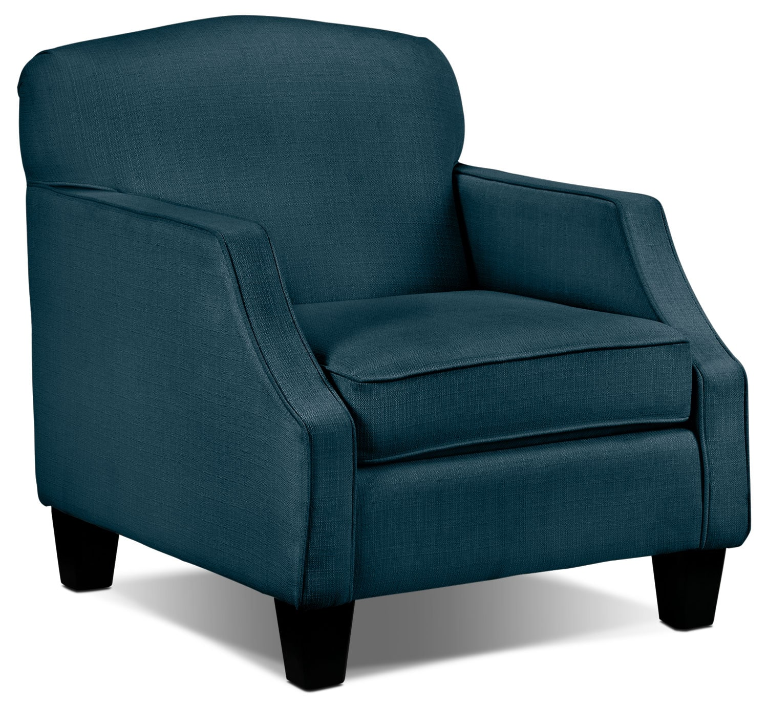 Living Room Furniture - Klein Chair - Azure