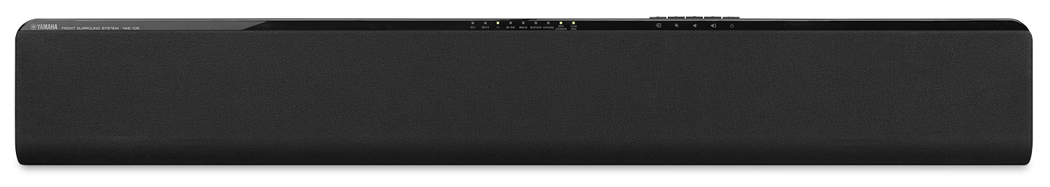Yamaha YAS-105 Soundbar Virtual Surround System