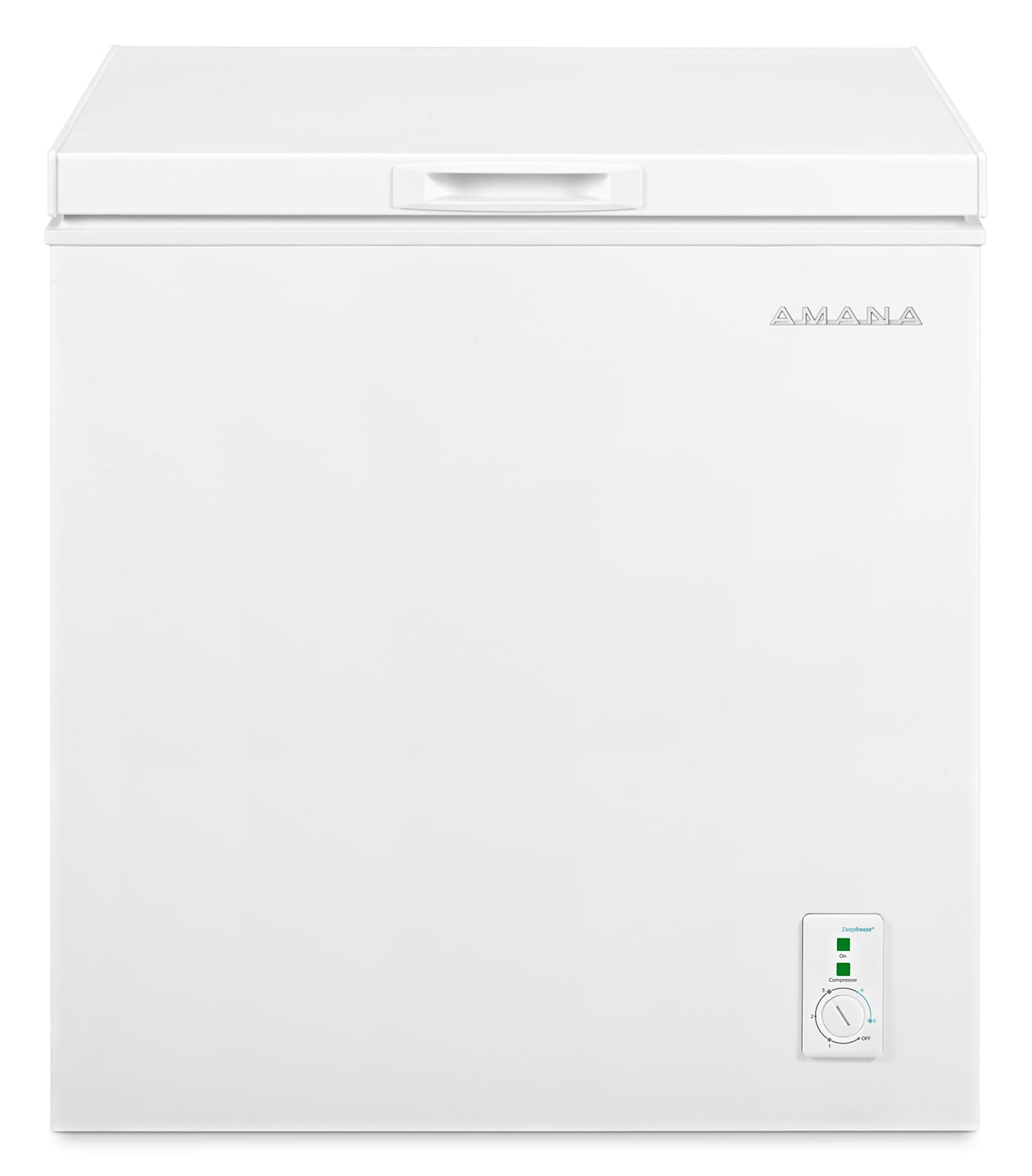 Refrigerators and Freezers - Amana® 5.3 Cu. Ft. Chest Freezer - White