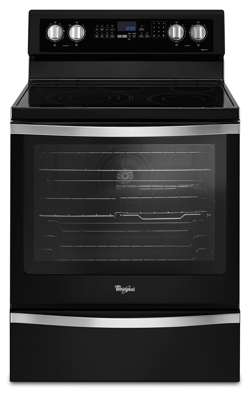 Whirlpool 6.4 Cu. Ft. Freestanding Electric Range – YWFE745H0FE