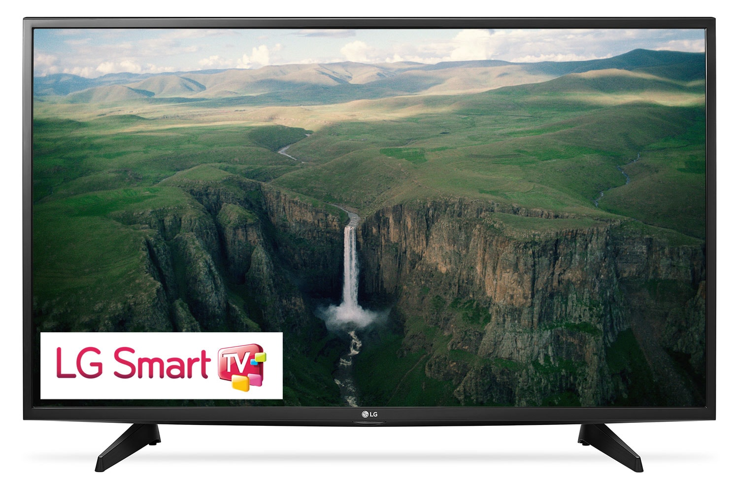 "LG 49"" 4K UHD Smart LED TV - 49UH6100"