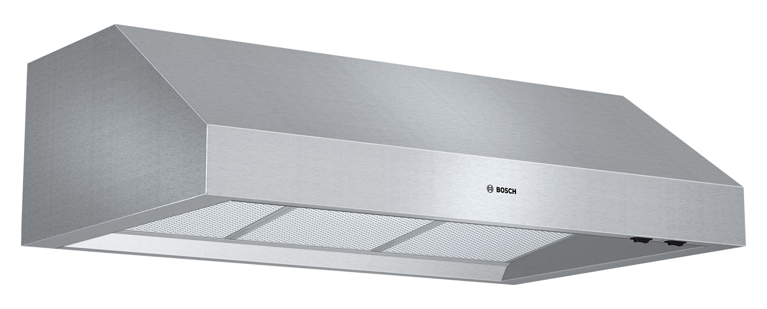 Cooking Products - Bosch Stainless Steel Under-Cabinet Range Hood - DPH36652UC