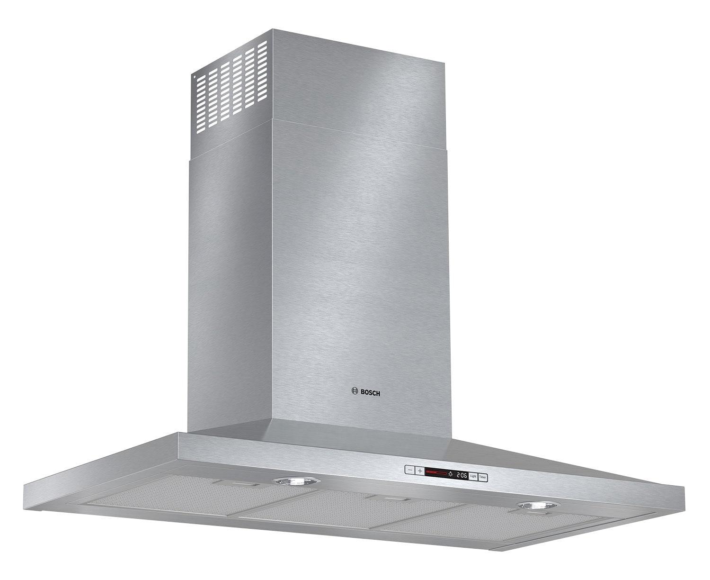 Bosch Stainless Steel Canopy Range Hood - HCB56651UC