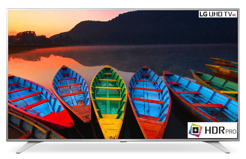 "Televisions - LG 43"" 4K UHD Smart LED TV - 43UH6500"