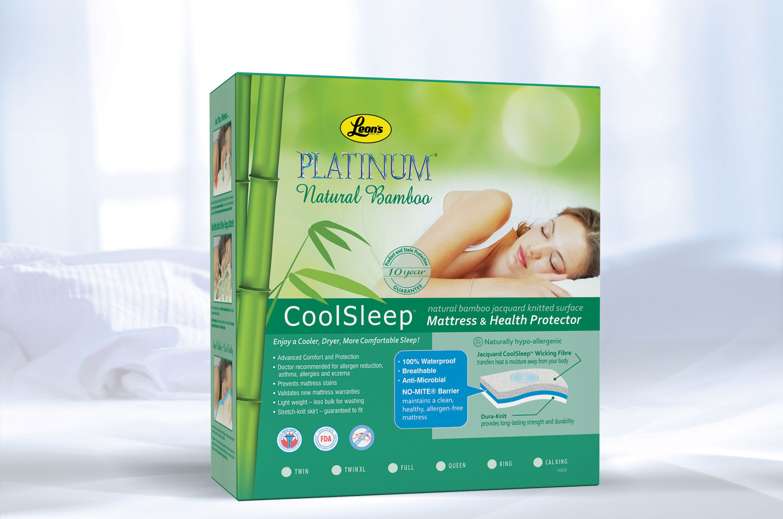 Platinum Full Mattress Health Guard - Bamboo