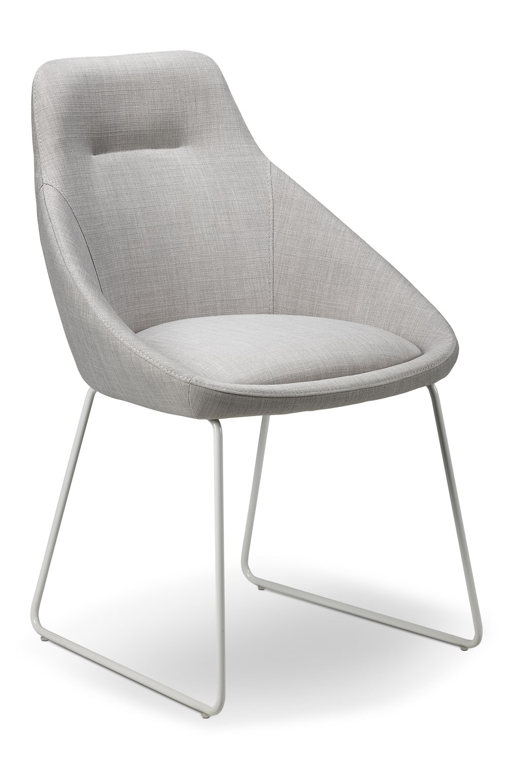 Casual Dining Room Furniture - Sunshine Chair - Grey