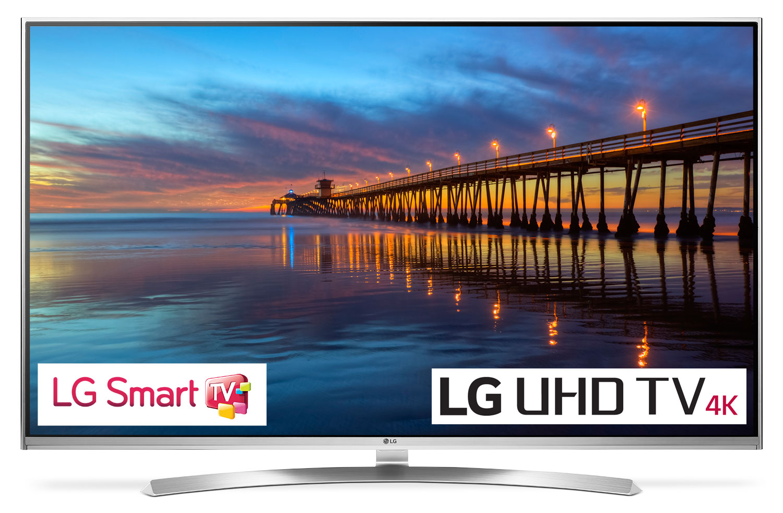 "Televisions - LG 60"" 4K Super UHD Smart LED TV - 60UH8500"