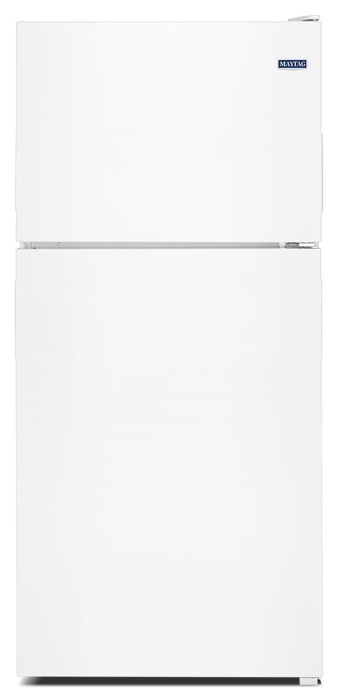 Refrigerators and Freezers - Maytag 18 Cu. Ft. Top Freezer-Refrigerator – MRT311FFFH