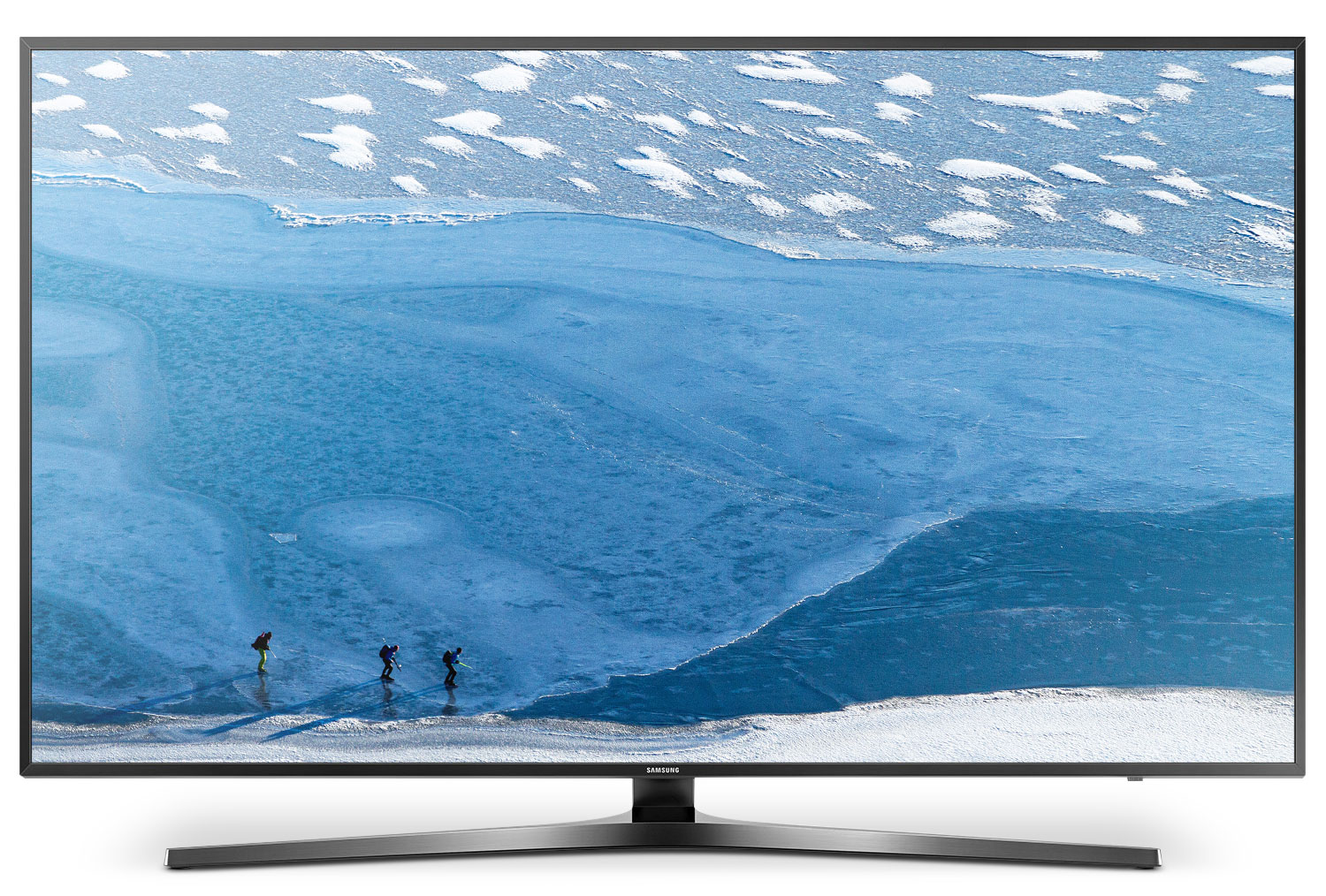 """Televisions - Samsung 40"""" KU7000 Active UHD LED Smart Television with Voice Control Remote"""