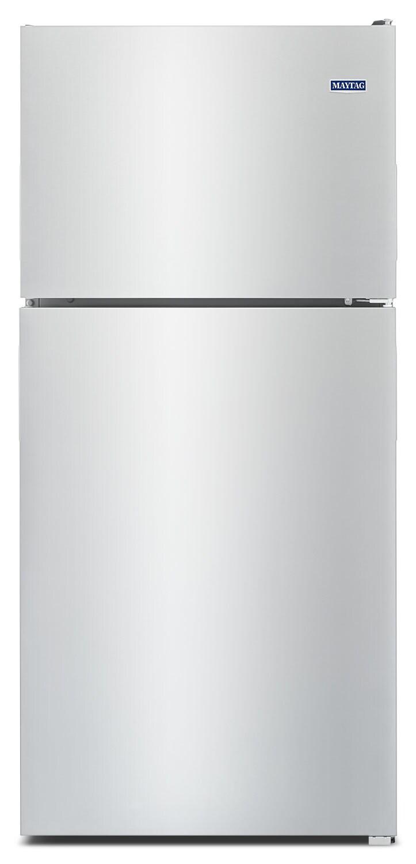 Refrigerators and Freezers - Maytag 18 Cu. Ft. Top Freezer-Refrigerator – MRT311FFFZ