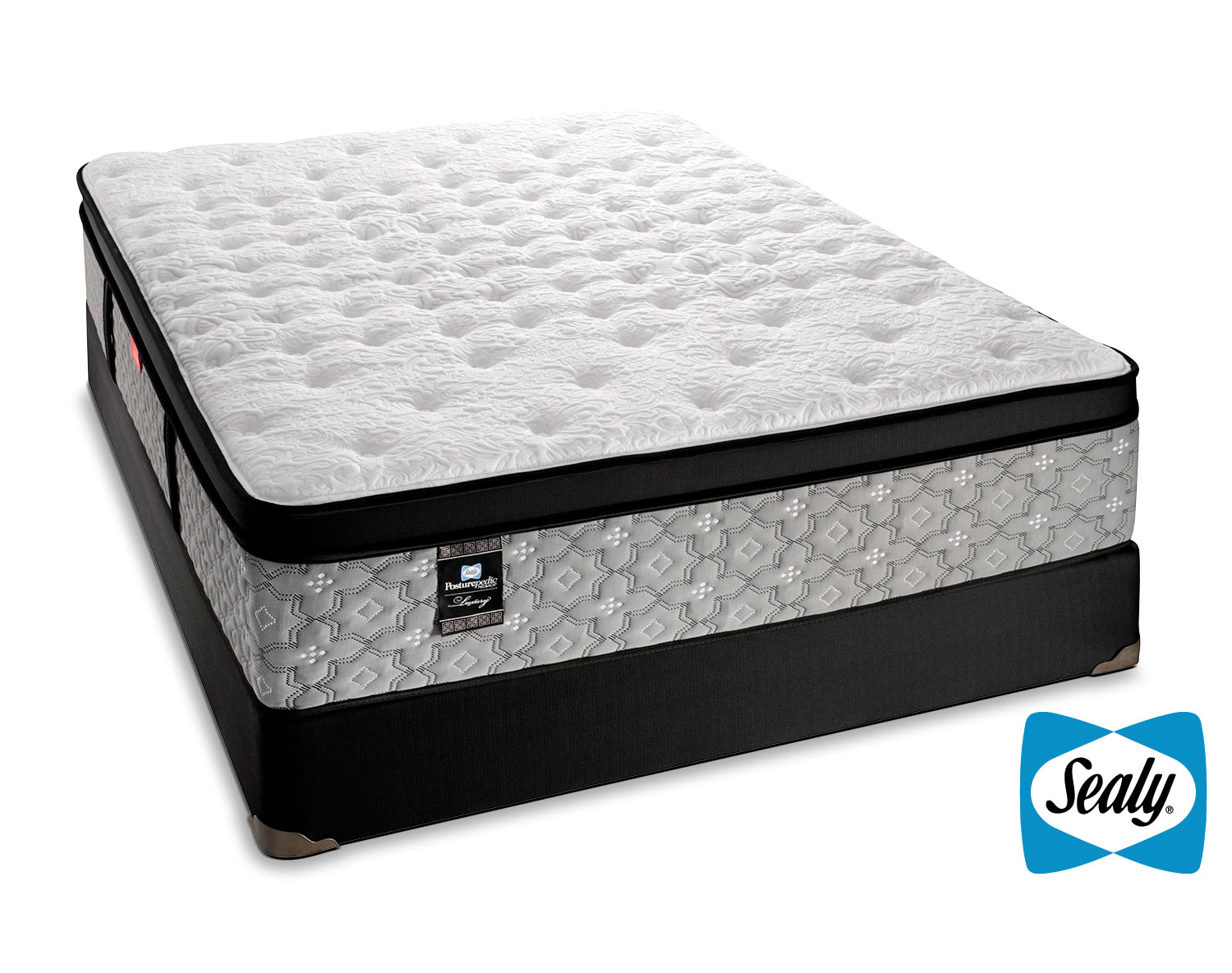 The Sealy Hemmingway Cushion Firm Mattress Collection