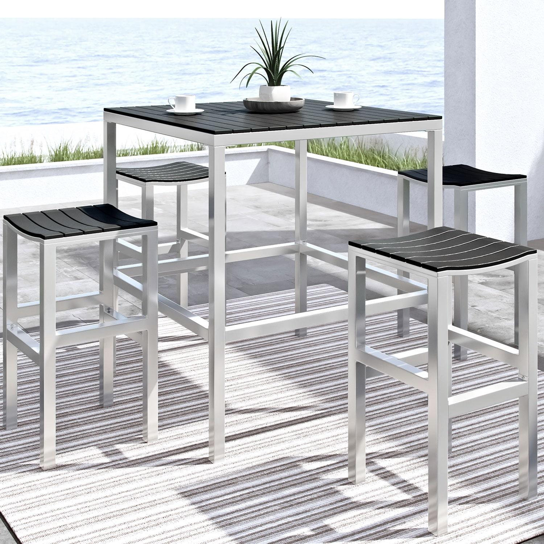 Outdoor Furniture - Bar-Height 5-Piece Patio Dining Set