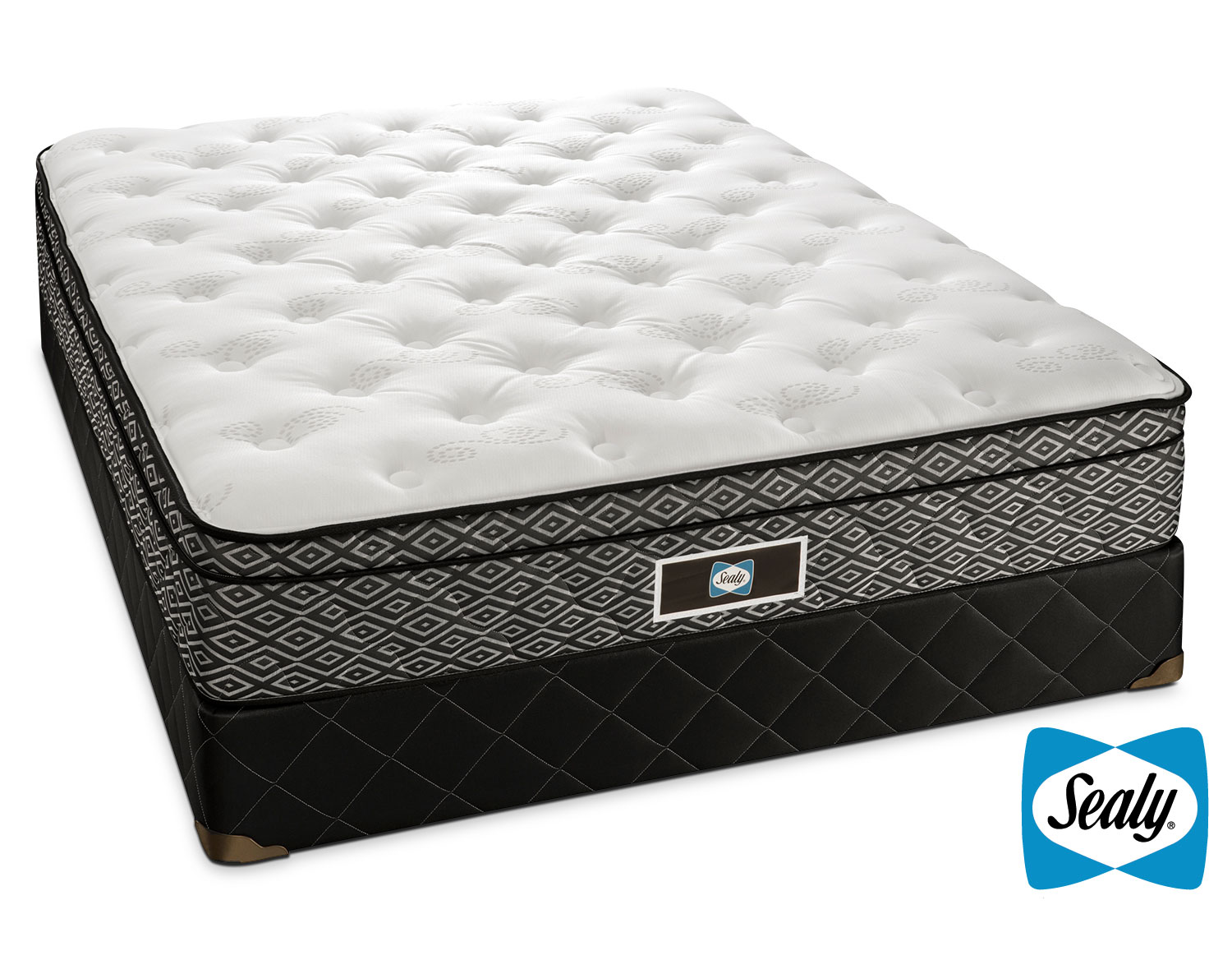 Sealy Nero Mattress Collection