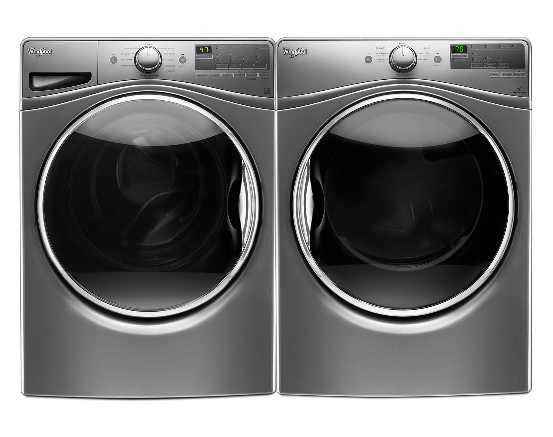 Whirlpool Laundry - WFW85HEFC / YWED85HEFC / WGD85HEFC