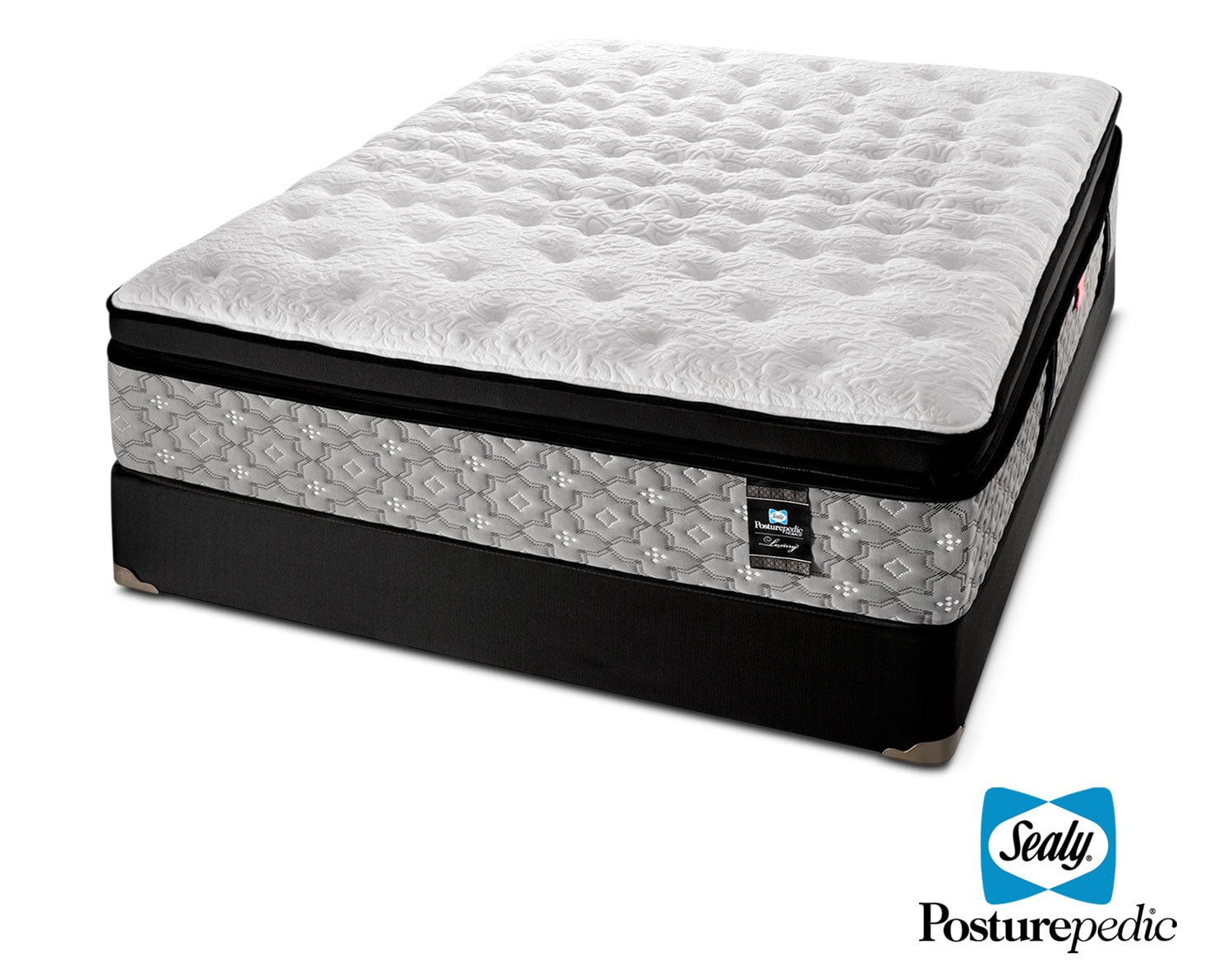 Sealy Epic Plush Mattress Collection